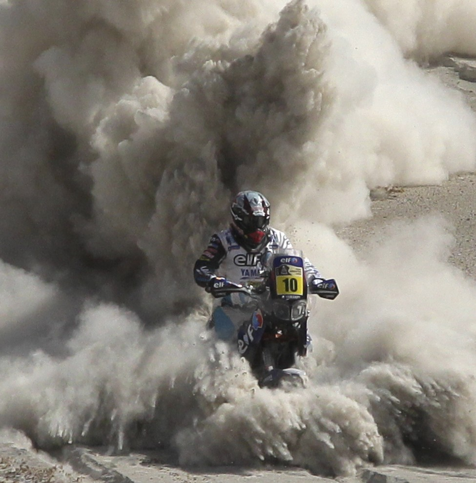 Chile Dakar Rally