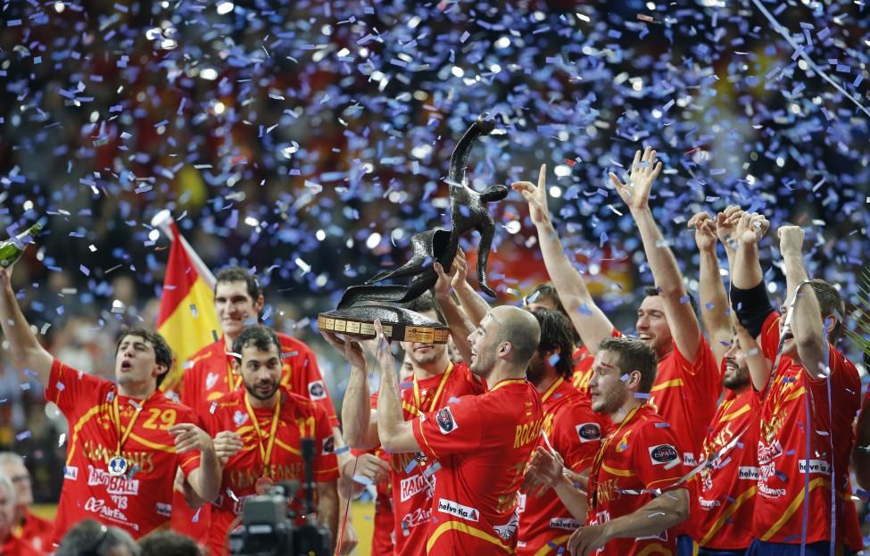 Spain Handball Worlds Final