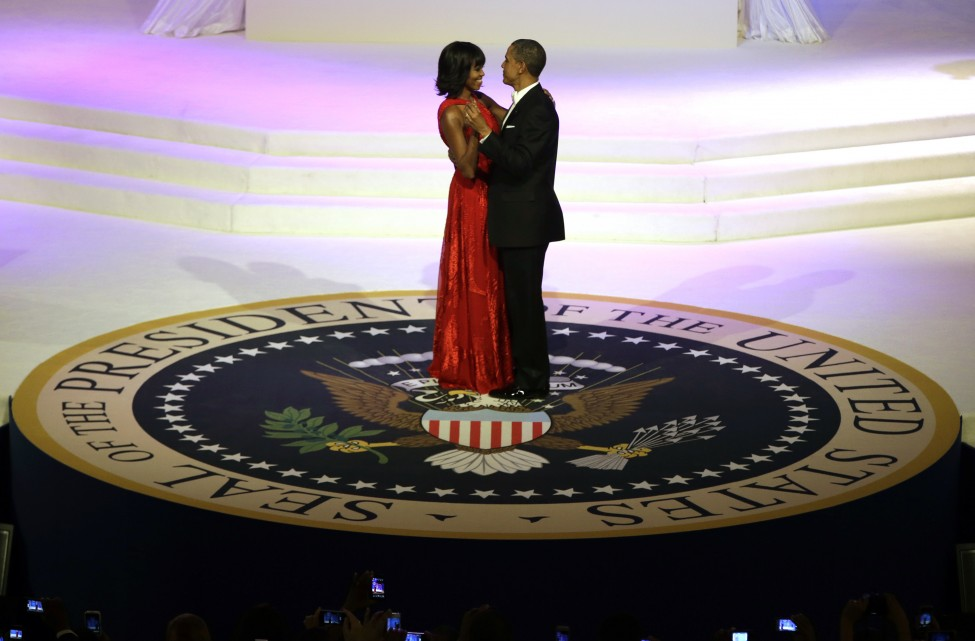 US Inauguration Ball