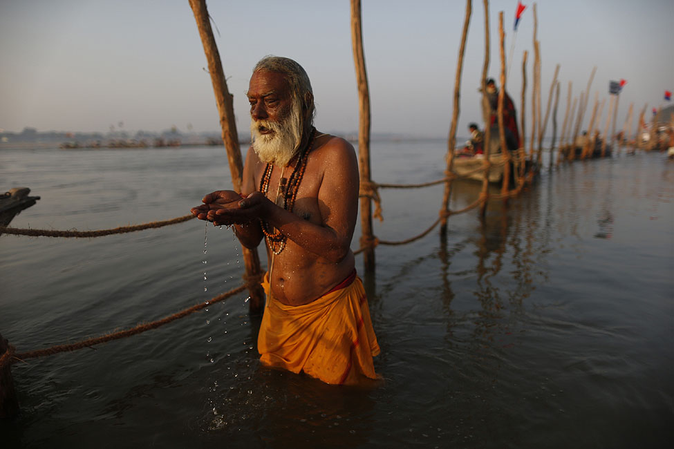 India Hindu Ganges