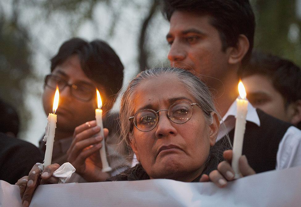 Pakistan Quetta Vigil