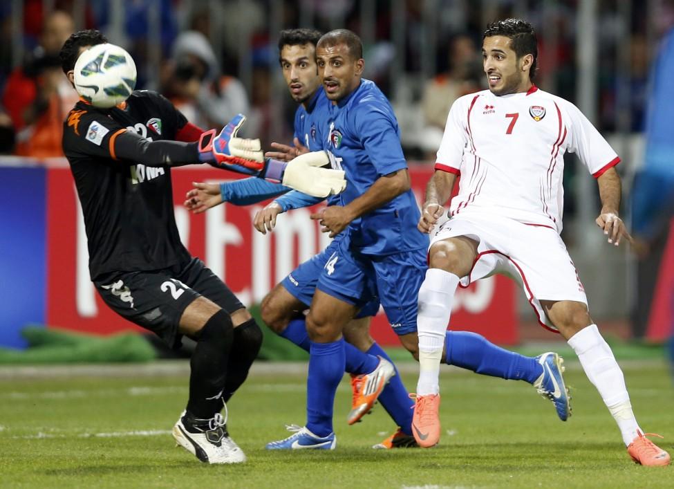 Bahrain Soccer