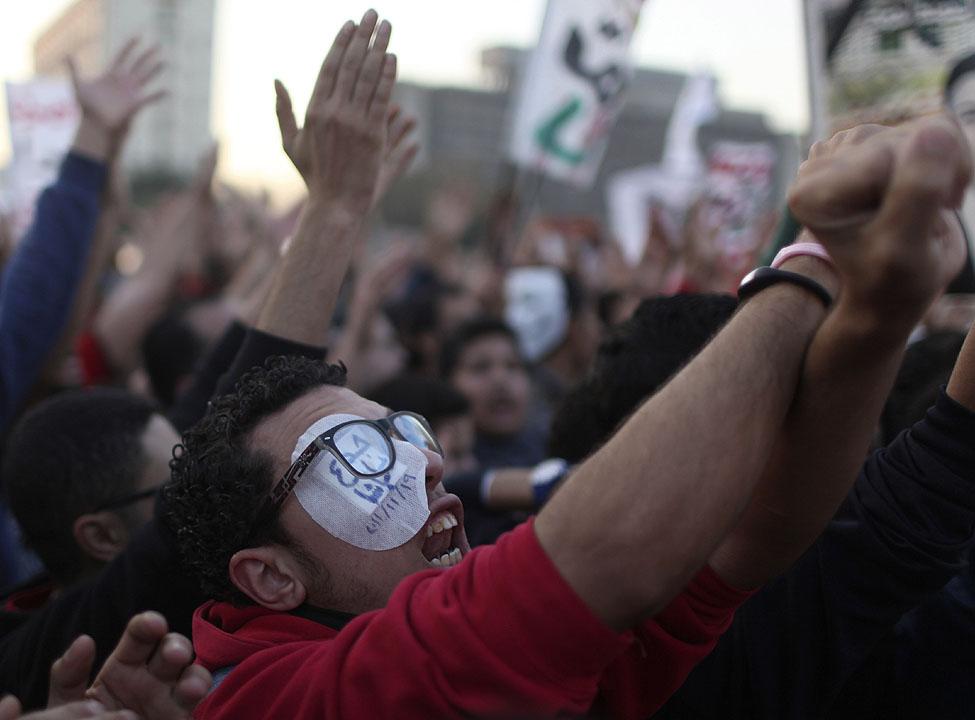 Egypt Soccer Protest