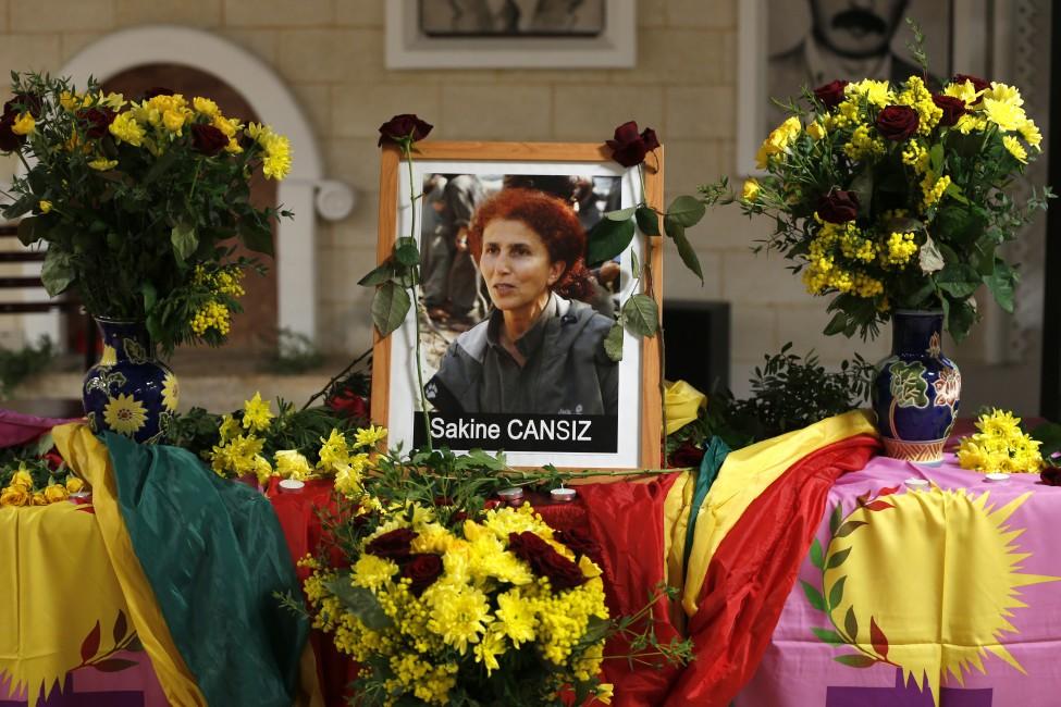 France Kurds Killing