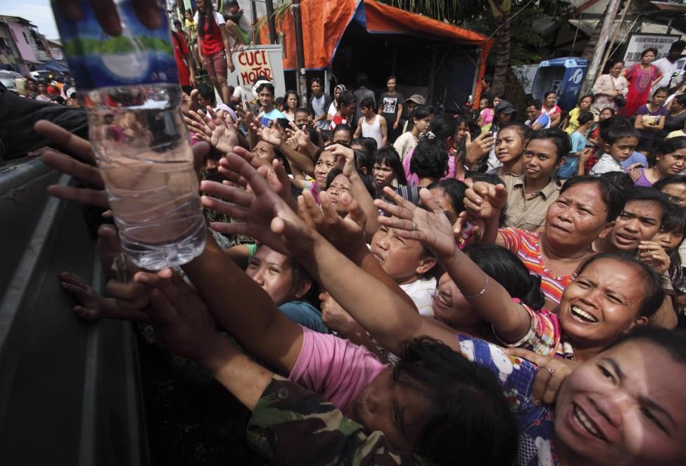 Indonesia Flood Victims