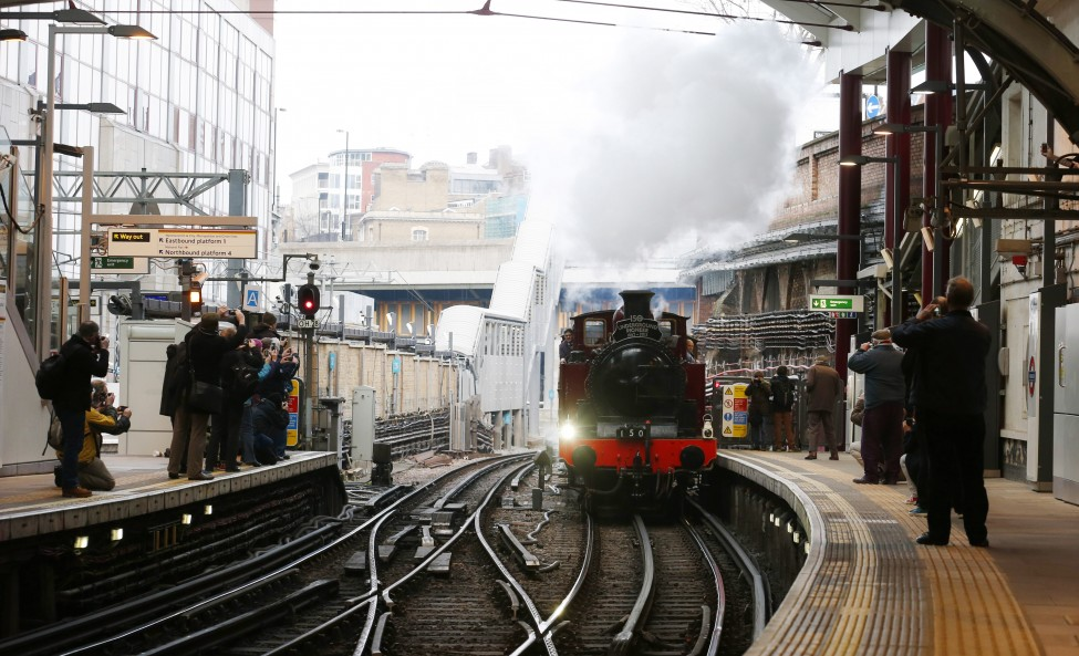 London Steam Train
