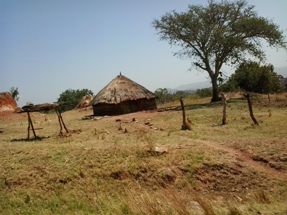 Ethiopia Hat House