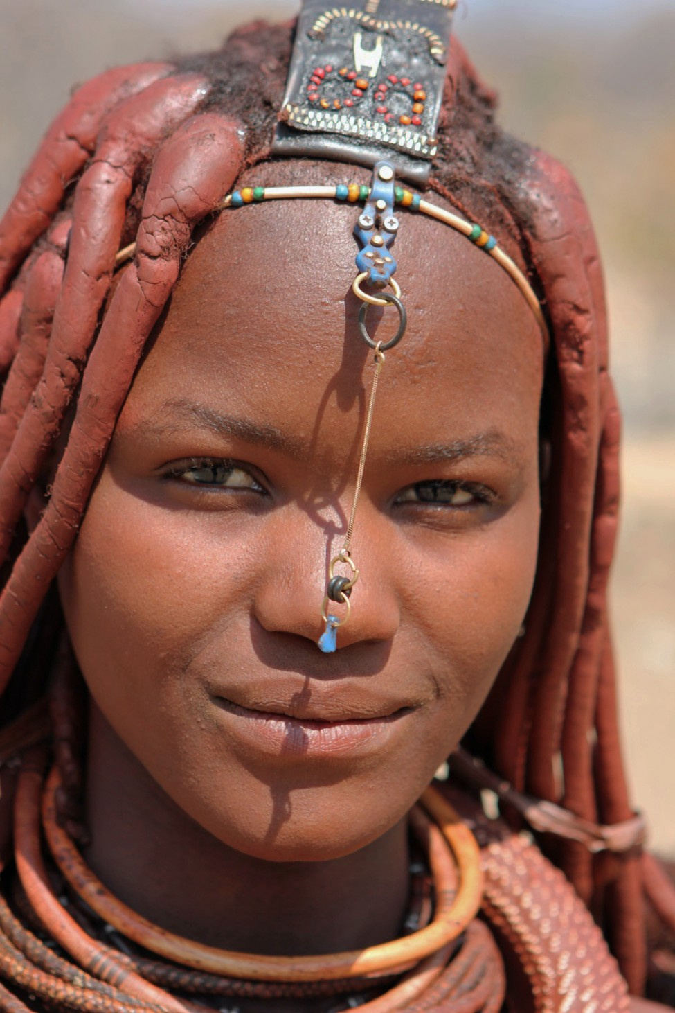 Namibia Himba Girl