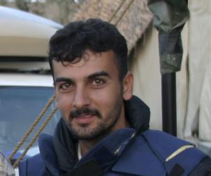 Iraqi freelance cameraman Yasser Faysal al-Joumaili