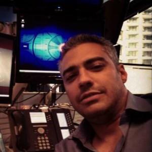 Al Jazeera Cairo Bureau Chief Mohamed Fahmy. Courtesy, Sherif Fahmy.