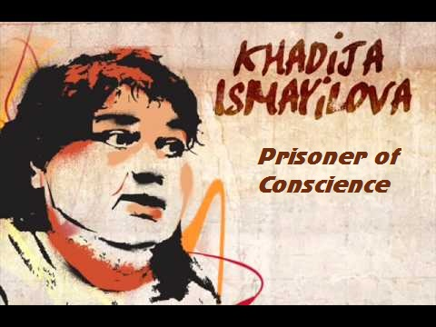 Courtesy, Khadija Ismayilova Prisoner of Conscience Facebook Administrators