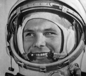 Yuri Gagarin, first man in space, was a genuine Soviet hero who thrilled crowds from Leningrad to London.