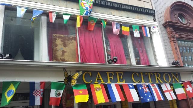 Футбольный бар в Вашингтоне