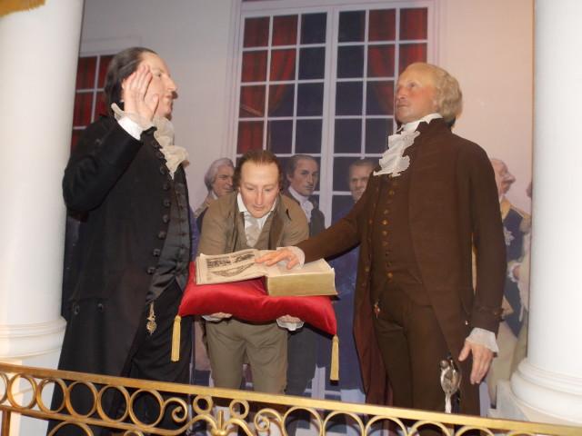 Washington-Oath