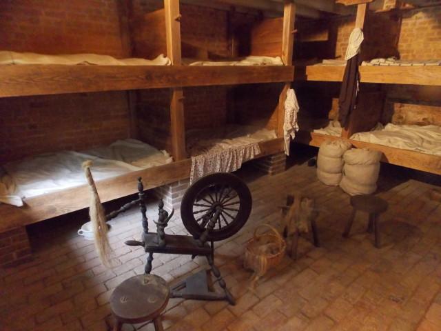 Маунт-Вернон: здесь жили рабы.