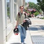 Вашингтонская стрит-мода (Фото: VOA)