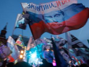 Сторонники Путина в Москве, возможно, прибыли из других городов и регионов – однако именно они оказались в большинстве на воскресных выборах.
