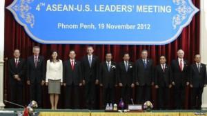 Пномпень, Камбоджа. 19 ноября 2012 г.