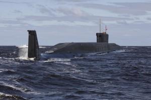 Подводная лодка «Юрий Долгорукий»