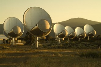 SETI Institute's Allen Telescope Array - (Photo: SETI Institute)