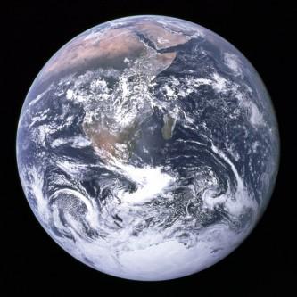 Planet Earth by the Crew of Apollo 17 (Photo: Apollo 17 Crew/NASA)