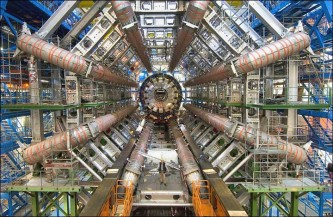 The Large Hadron Collider/ATLAS at CERN (Photo: CERN)
