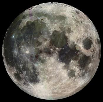The Moon (Photo: NASA)