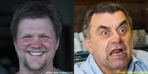 (Left Photo: Greg Peverill-Conti/Right Photo: Gianmaria Zanotti)