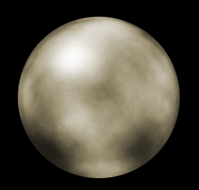 what color is pluto the planet - photo #8