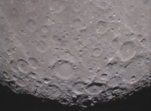 A closer look at the South pole of the far side of the moon as seen from the GRAIL mission's Ebb spacecraft. (Photo: NASA/JPL-Caltech)