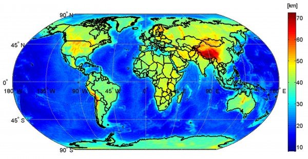 Detailed Map Offers Clues About Earth's Interior – Science World on