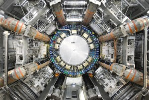 The ATLAS detector at the Large Hadron Collider (Photo: CERN)