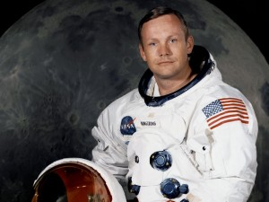 Official NASA Apollo 11 portrait of Astronaut Neil A. Armstrong, commander of the Lunar Landing mission. (Photo: NASA)
