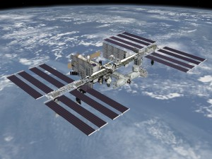 The International Space Station (Photo: NASA)