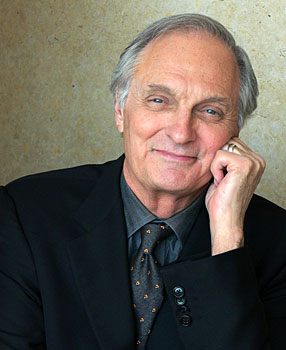 Professor Alan Alda (Photo: Center for Communicating Science, Stony Brook University)