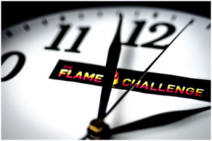 What is time??? (Image: The Flame Challenge/Center for Communicating Science, Stony Brook University)