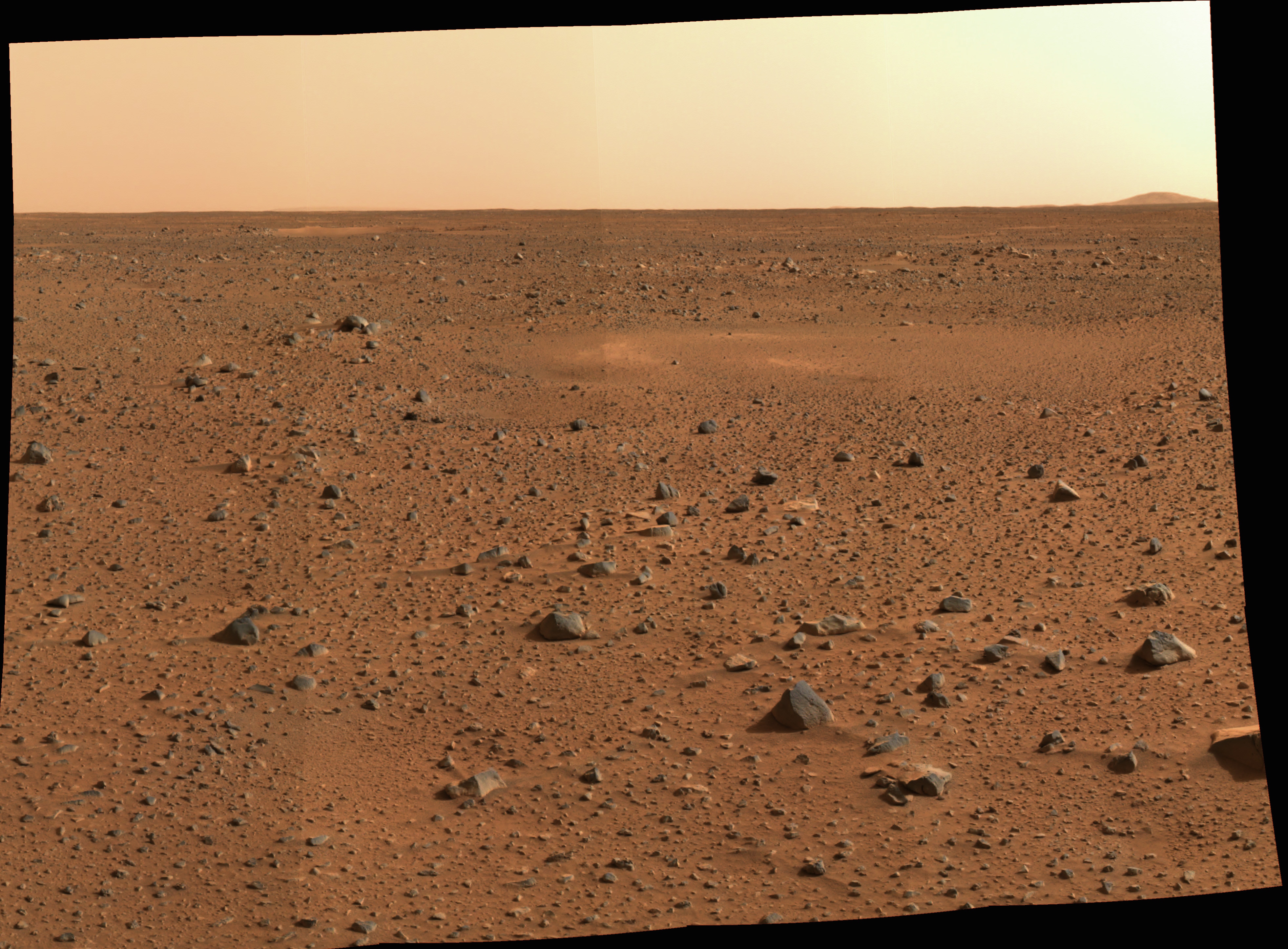 Mars Meteorite Sparks New Questions About Red Planet ...