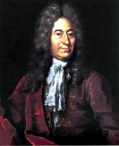 Danish astronomer Ole Rømer circa 1700 (Image: Frederiksborg Museum via Wikimedia Commons)
