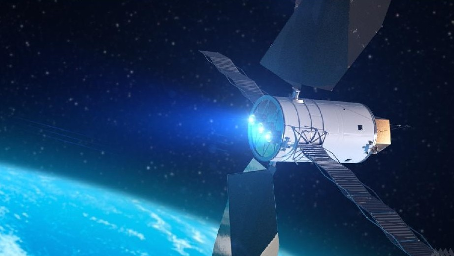 spacecraft propulsion electric - photo #41