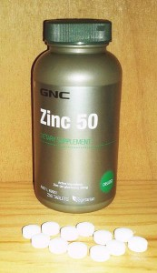 Canadian researchers also say that taking zinc could help prevent the common cold (Wikimedia Commons)