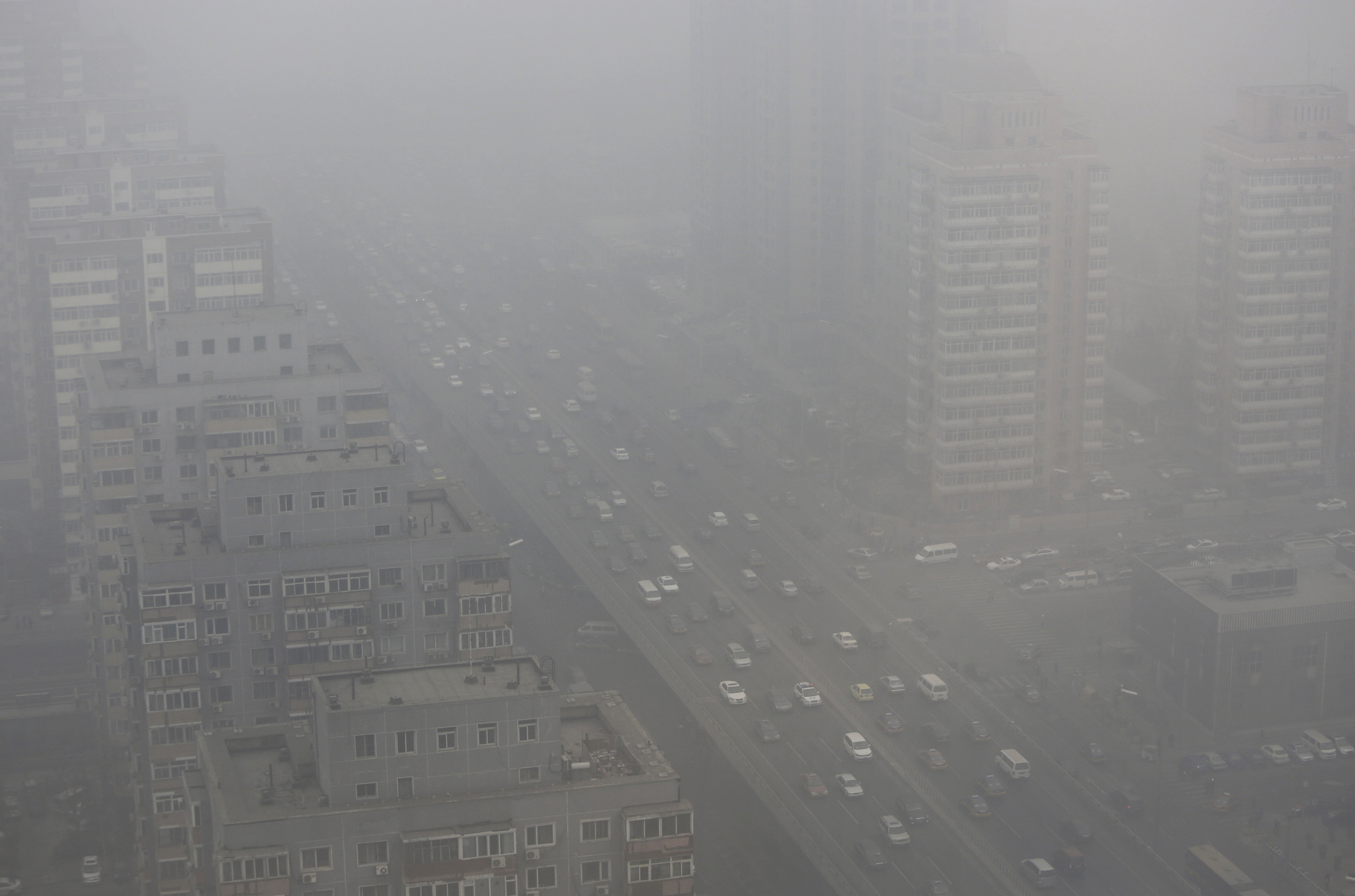 Haze: Air Pollution and Current Visibility Problems Paper