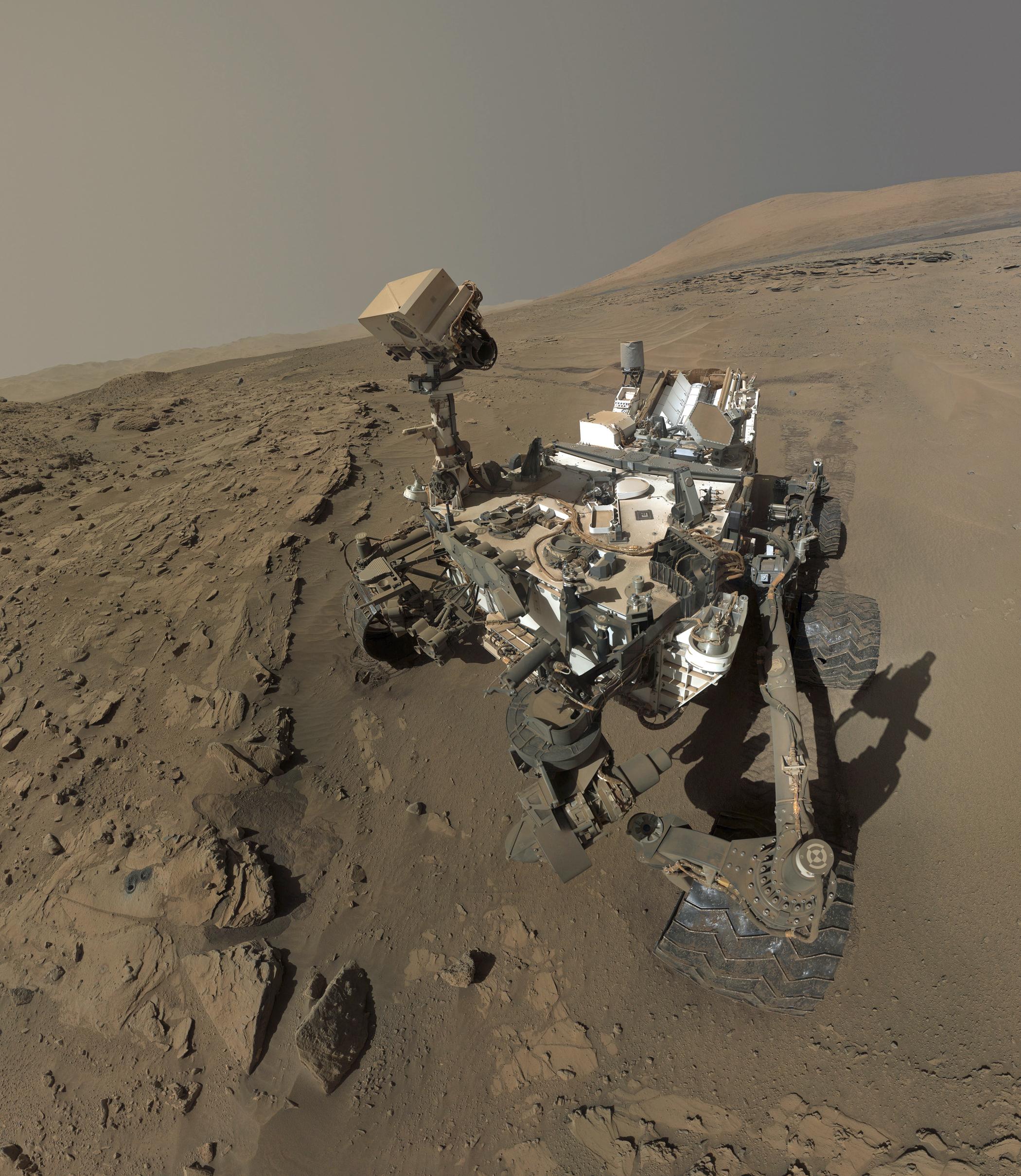 mars curiosity rover back online -#main