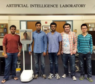 The 'Robo Brain' Team (Cornell University)