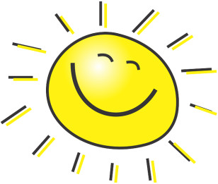 Smily Sun (Creative Commons via Pixabay)