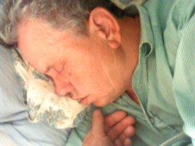 Sleeping man (Imogenisla via Creative Commons)