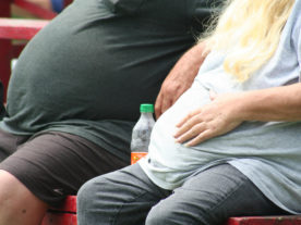 Once obese there's very little chance of a return to normal weight says UK study. (Tony Alter/Flickr/Creative Commons)