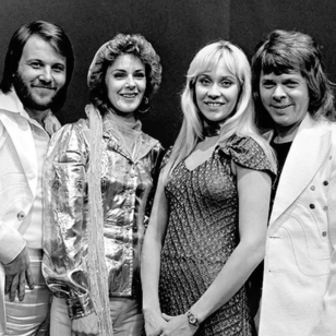 Swedish pop group ABBA. Circa 1974 (AVRO via Wikimedia Commons)