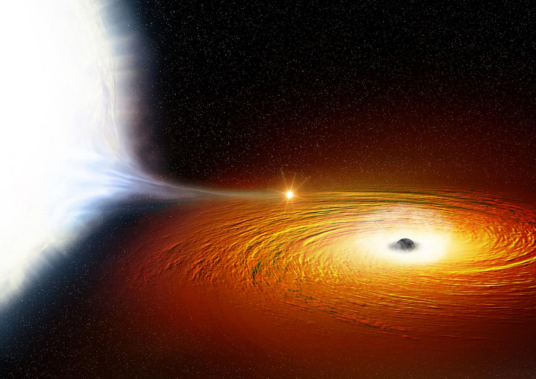 black hole closing - photo #3