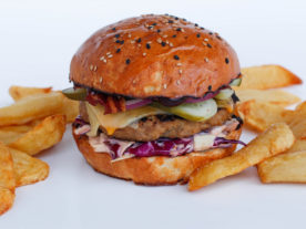 Cheesburger and French Fries (Marco Verch/Creative Commons 2.0 via Flickr)