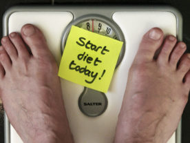 Time to lose weight - start diet today (Alan Cleaver/Creative Commons 2.0 via Flickr)